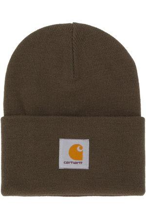 Carhartt Men Beanies - Logo patch beanie
