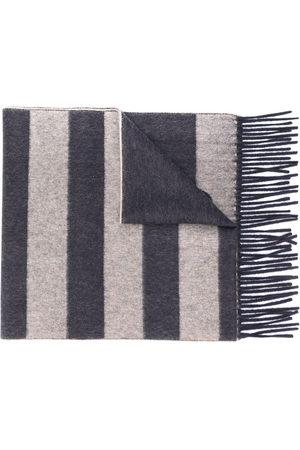 Salvatore Ferragamo Block stripe scarf