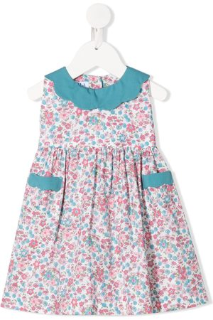 SIOLA Baby Printed Dresses - Floral sleeveless dress