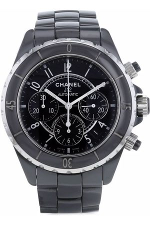 CHANEL 2008 pre-owned J12 Chronograph 41mm