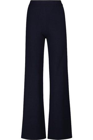 Altuzarra Porter wool-blend knit pants