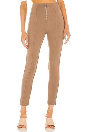 Lovers + Friends Women Trousers - Riley Pant in . Size XXS, XS, S, M, XL.