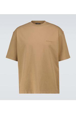 Balenciaga Medium-fit short-sleeved T-shirt