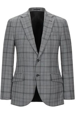 GRASIL Men Blazers - SUITS and CO-ORDS - Suit jackets