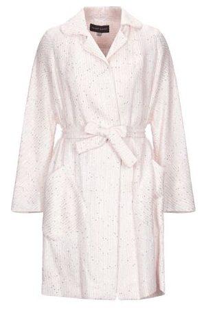 TALBOT RUNHOF Women Coats - COATS & JACKETS - Overcoats