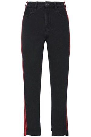 Jovonna Women Trousers - BOTTOMWEAR - Denim trousers