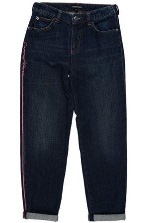Emporio Armani Girls Trousers - BOTTOMWEAR - Denim trousers