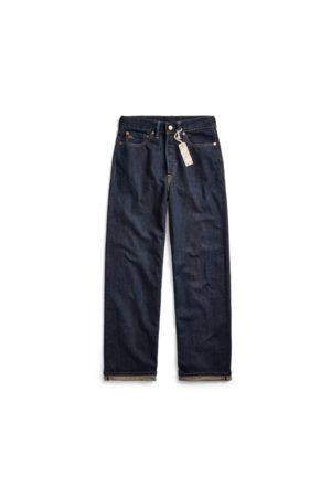 RRL High Straight Fit Jean