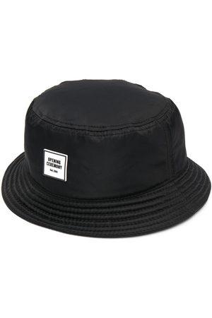 Opening Ceremony Box-logo bucket hat