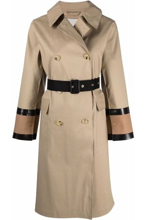 MACKINTOSH Women Trench Coats - Marnoch mid-length trench coat - Neutrals