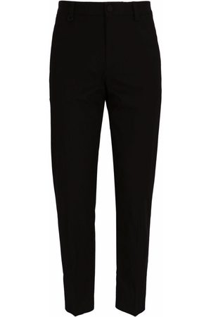 HUGO BOSS Men Trousers - X Porsche tapered stretch-cotton trousers
