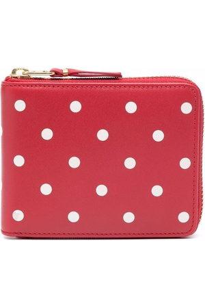 Comme des Garçons Purses & Wallets - Polka-dot compact wallet