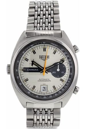 Tag Heuer Men Watches - 1970 pre-owned Carrera 38mm