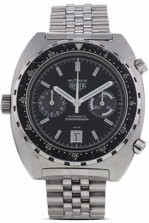 TAG Heuer 1980 pre-owned Autavia 41.5mm
