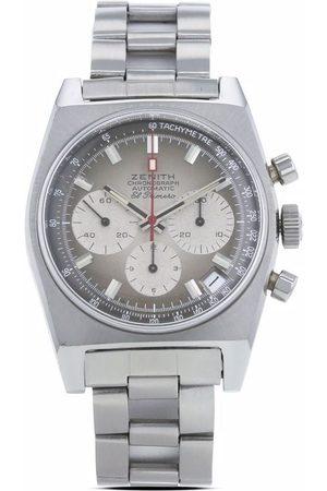 Zenith Men Watches - 1970 pre-owned El Primero 37mm - Neutrals