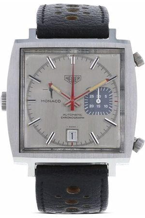 Tag Heuer Men Watches - 1970 pre-owned Monaco 38mm