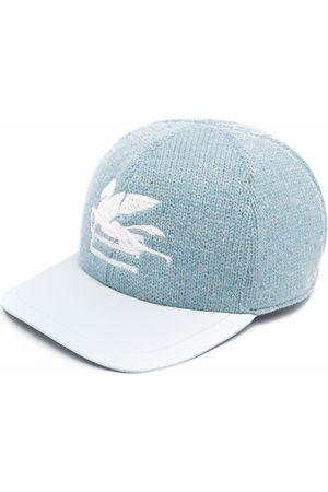 Etro Men Hats - Pegaso-embroidered baseball cap