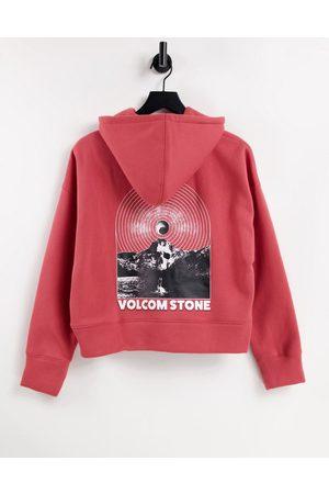 Volcom Women Sweatshirts - Voltrip hoodie in