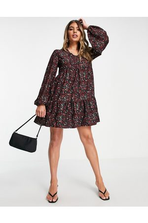 In The Style Women Printed Dresses - Jac Jossa ditsy floral smock dress in