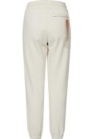 Evisu Gradient Foil Print Sweatpants