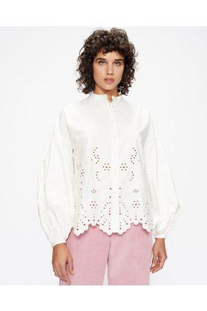 Ted Baker Women T-shirts - Cut Out Detail Shirt
