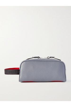Christian Louboutin Men Purses & Wallets - Full-Grain Leather Wash Bag