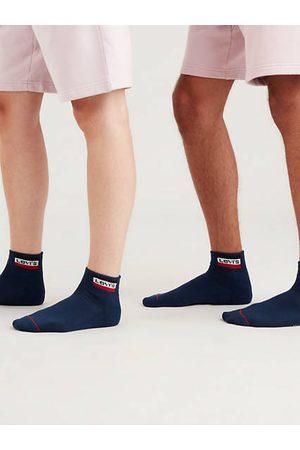 Levi's Sports Underwear - Mid Cut Sportswear Socks 2 Pack