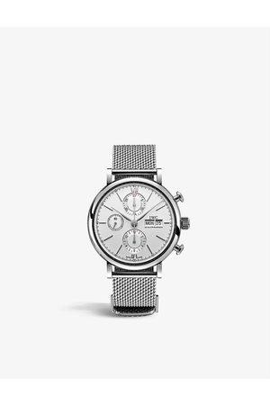 IWC SCHAFFHAUSEN Men Watches - IW356506 Portofino stainless-steel chronograph watch
