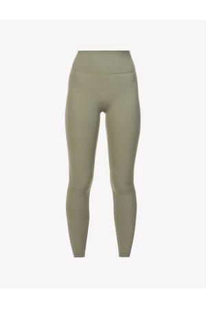 Adanola Women Sports Leggings - Ultimate mid-rise stretch-jersey leggings