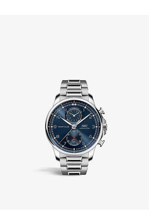 IWC SCHAFFHAUSEN IW390701 Portugieser stainless-steel automatic watch