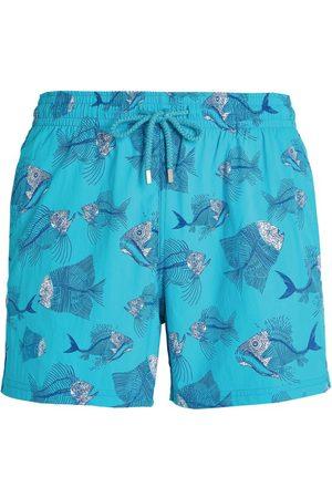 Vilebrequin Prehistoric Fish Swim Shorts