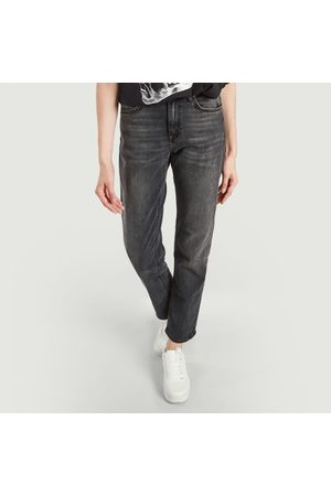 Nudie Jeans Straight sally Midnight Rumble Jean Midnight Rumble Jeans