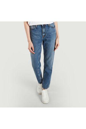 Nudie Jeans Women Bootcut - Lofty Lo Jean Far out Jeans