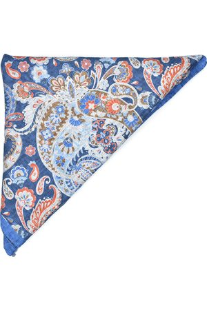 Rosi Salina Reversible Printed Silk Scarf