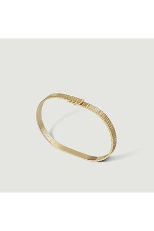 URSUL Men Bracelets - Saturn bangle MATT VERMEIL