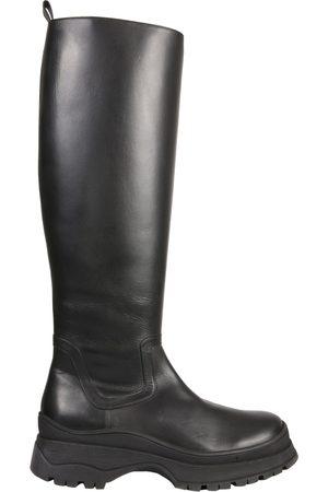 Staud Women High Leg Boots - BOW TALL BOOTS