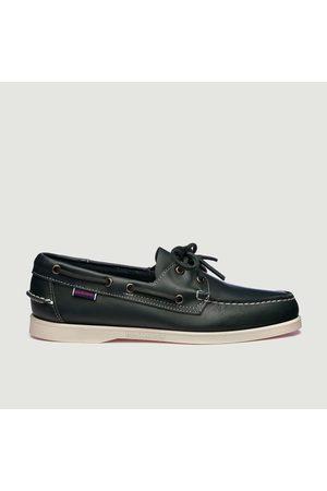 SEBAGO Portland boat shoes Pine Regular