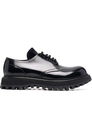 Dolce & Gabbana Men Outdoor Shoes - Trekking Derby Shoes