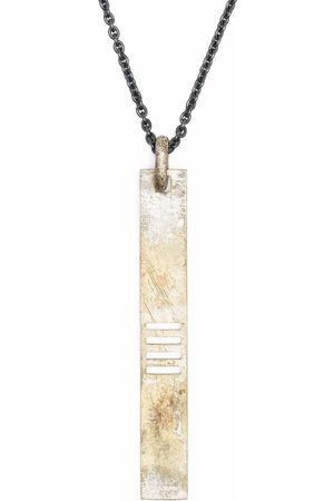 PARTS OF FOUR Necklaces - Pendant-detailed brass necklace