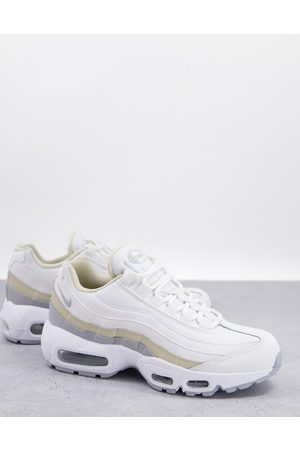 Nike Air Max 95 trainers in and stone