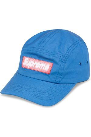 Supreme Hats - Reverse label camp cap