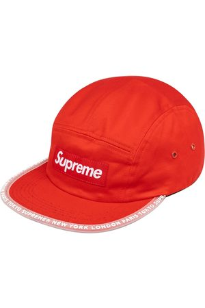 Supreme Hats - Worldwide camp cap