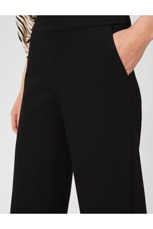 Hobb's M&S Womens Wide Leg Cropped Trousers - 6