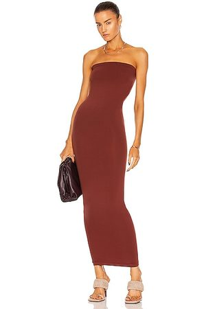 Wolford Women Strapless Dresses - Fatal Dress in Acai