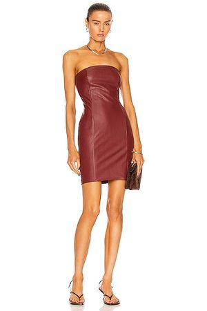 Wolford Women Strapless Dresses - Jo Dress in Currant