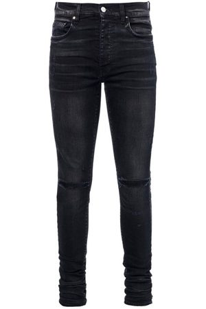 AMIRI Distressed Skinny-leg Jeans - Mens