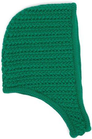 Miu Miu Women Hats - Crochet-wool Hood - Womens