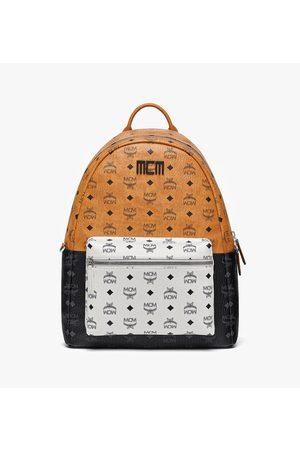 MCM Stark Backpack in Visetos Mix