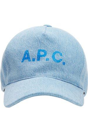A.P.C. Men Hats - Casquette Cotton Baseball Hat