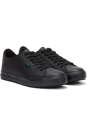 Kickers Leather Tovni Lacer Trainers